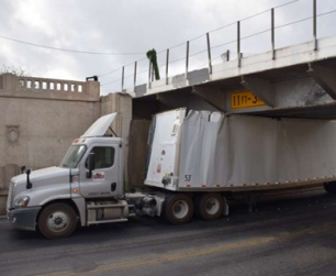 bridge low clearance locations