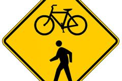 Bicycle Pedestrian