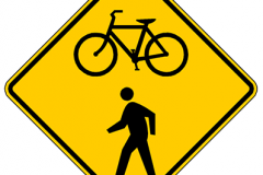 Bicycle Pedestrian