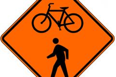 Bicycle and Pedestrian