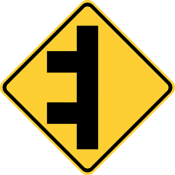 Double side roads