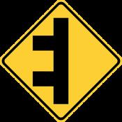 Double side roads