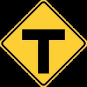 T roads