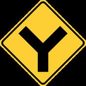 Y roads