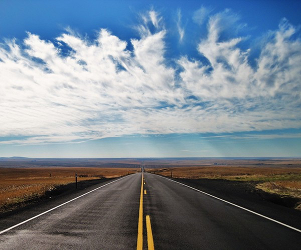 open-road-clear-day