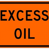 Excess Oil Advisory