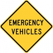Emergency vehicles fire departments ambulance stations alert
