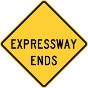 Expressway ends