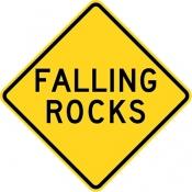 Be Aware of Falling Rocks