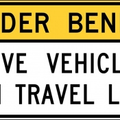 Fender Bender Warning