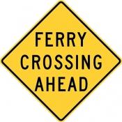 Ferry Boat Crossing