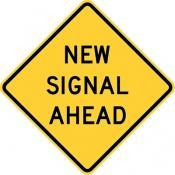 New signal ahead