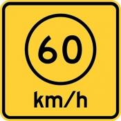 Speed advisory metric